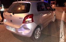 Causa dos accidents a La Jonquera i l'acaben detenint ebri