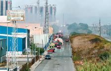 Els comuns pregunten al Govern sobre els protocols durant l'incendi de Miasa