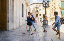 El dret a decidir, principal obstacle per a l'acord entre ERC, En Comú Podem i CUP a Tarragona