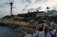 Constantí organitza una ruta pel litoral amb més de100 participants