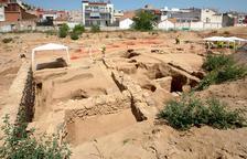 Descobreixen a Badalona restes d'una vil·la romana que exportava vi a tot l'imperi