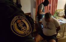 Desarticulat a l'Alt Camp un grup criminal dedicat al tràfic de drogues