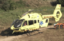 Surt de la UCI el nen de 2 anys que va quedar inconscient per ofegament a Segur de Calafell