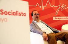 Iceta admite contactos del gobierno de Sánchez con Aragonés
