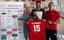 El Ghouati refuerza el Club Voleibol Santo Pere y Sant Pau para la Superliga 2