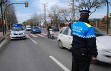 Quatre denunciats per conduir beguts a Reus durant el cap de setmana