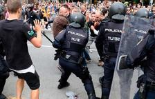 Demanden un mosso que va qualificar els membres del cos espanyol de «terroristes uniformats»