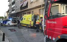 Traslladat a l'Hospital del Vendrell després d'accidentar-se amb un patinet elèctric