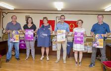 La Festa Major d'Estiu de Constantí propone cerca de 50 actividades en su programación