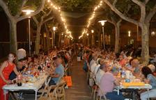Éxito de participación en la Festa Major de Sant Abdó i Sant Senén del Morell