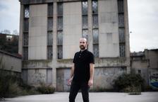 El artista Yacine Belahcene.