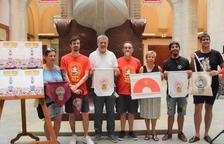 Les colles castelleres són les protagonistes del cartell de Santa Tecla 2019