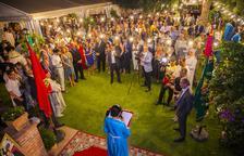 El Consolat del Marroc a Tarragona celebra la Festa del Tron