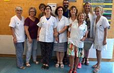 L'ICS Camp de Tarragona inicia un programa de suport clínic per a cures d'infermeria a Sant Salvador i Falset