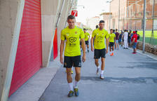 Salva Ferrer i Berat Sadik ultimen les seves negociacions per marxar