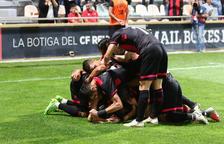 El CF Reus ha d'ingressar avui la fiança per poder competir a Tercera Divisió
