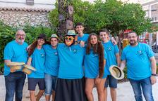 Las sonrisas protagonizan la camiseta de la Fiesta Mayor de la Canonja 2019