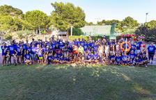 Más de 250 personas participan en la 3ª Fiesta del Deporte de Roda de Berà