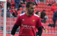 Manolo Reina renova amb el Mallorca fins al 2021