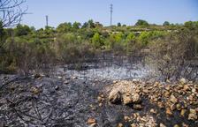 Dos hombres podrían estar relacionados con el incendio de Sant Pere i Sant Pau