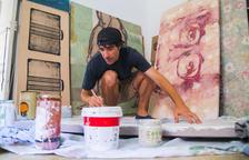 Una de las últimas casas-taller de artistas de la Part Alta de Tarragona, en peligro