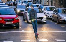 Empreses multinacionals també s'interessen pel lloguer dels 'scooters' a Tarragona