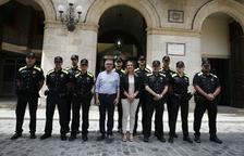 La Policia Local de Valls incorpora nous agents