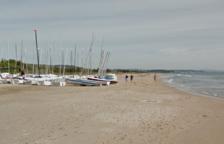 Mor un home ofegat a la platja de Torredembarra