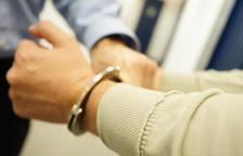 Presó per a l'autor d'un robatori amb violència que n'havia comès quatre més en dos mesos