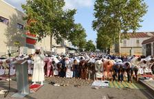 Més de 4.000 musulmans celebren la Festa del Xai a la mesquita de Reus