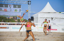 L'Arrabassada s'acomiada del Madison Beach Volley Tour