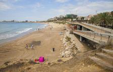 El Miracle és la platja de Tarragona que registra més robatoris a banyistes