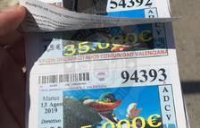 Enxampen un venedor de cupons falsos a Coma-ruga