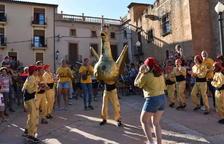 Ferran celebra las fiestas acercando las culturas de Tarragona y el Baix Gaià