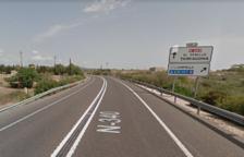 Dos accidente en la N-340 en el Ebro en poco más de una hora