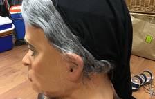 Los Nanos Vells de Tarragona restauran su vestuario