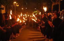 Salou suspende la misa solemne de Fiesta Mayor, la procesión de la Virgen y el castillo de fuegos artificiales de este domingo