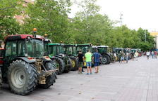 Pagesos de Vila-seca faran tasques de desinfecció dels carrers del municipi