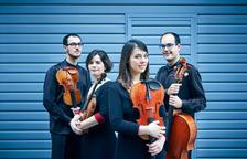 Cosmos Quartet fuiste el ganador de la 13ª edición del Premio BBVA de Música de Cámara Montserrat Alavedra.