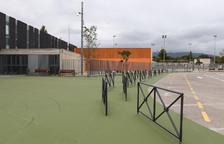 L'escola La Vitxeta de Reus estrena una zona de 'Kiss and Ride' per a pares i fills