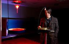L'escocesa Kathy Hinde porta a Lo Pati una instal·lació sonora i escultòrica sobre el canvi climàtic