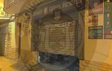 Cuatro detenidos por forzar tres establecimientos durante la noche en el Vendrell