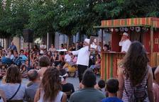 Amposta recauda más de 5.000 euros con las actividades solidarias de la Festa Major