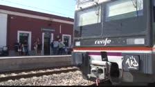 Mor una persona atropellada pel tren a Miami Platja