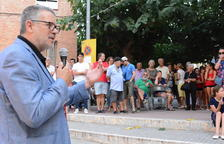 El alcalde Pau Ricomà, pregonero de las fiestas de la calle Goya