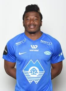 El Nàstic tancarà la davantera amb el camerunès Thomas Amang