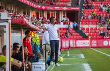 Xavi Bartolo: «Viti ha intentat sortir, però té contracte amb el club»