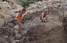 Descubren un espacio dedicado al culto en Sant Jaume Mas d'en Serrà