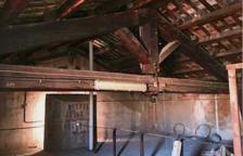 La degradació de la coberta del Palau Municipal de Tarragona obliga a actuar d'urgència