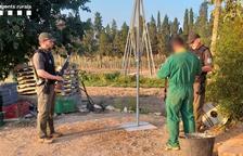 Denuncien tres caçadors de les Terres de l'Ebre per no dur la documentació corresponent
